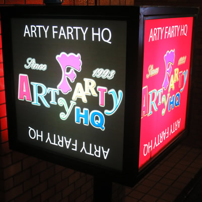 Arty Farty HQ