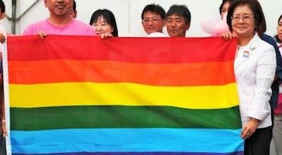 Naha City is now in discussion to issue same-sex partnership certificates.
