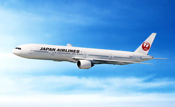 Japan Airlines now recognizes same-sex couples as family and miles benefits are available.