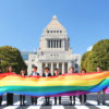 """Rainbow Diet"" asks for enactment of a law that prohibits LGBT discrimination."