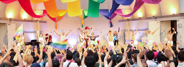 Tokyo Rainbow Pride 2018 successfully ended, marking a record high of more than 150,000 participants.