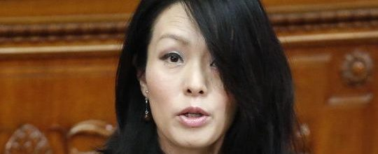 "Liberal Democratic Party Lawmaker Mio Sugita facing nationwide criticism after labeling LGBT couples ""unproductive"" citizens who do not deserve social support."